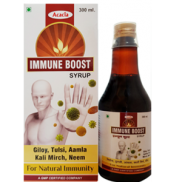 Immune boost syrup